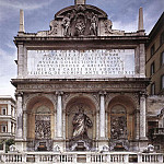 FONTANA Domenico Fontana Dell Acqua Felice, The Italian artists