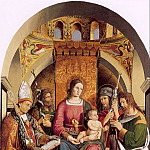 The Italian artists - Marziale, Marco (Italian, active 1492-1507) marziale1