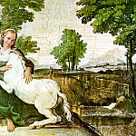The Italian artists - Domenichino (Domenico Zampieri, Italian, 1581-1641)