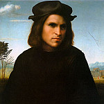 The Italian artists - franciabigio1