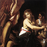 BAGLIONE Giovanni Judith And The Head Of Holofernes, The Italian artists