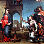 Sarto, Andrea del , The Italian artists