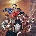 CASTIGLIONE Giovanni Benedetto The Miracle Of Soriano, The Italian artists