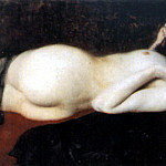 The Italian artists - A Reclining Nude 1