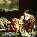 Gentileschi, Orazio ogentileschi3, The Italian artists
