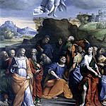 GAROFALO Ascension Of Christ, The Italian artists