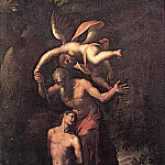 LIGOZZI Jacopo Sacrifice Of Isaac, The Italian artists