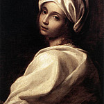 The Italian artists - SIRANI Elisabetta Portrait Of Beatrice Cenci