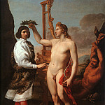 The Italian artists - Sacchi, Andrea (Italian, 1559-1661)