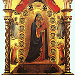 The Italian artists - Angelico, Fra, Studio of (Italian, 1400s) folange2