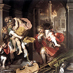 BAROCCI Federico Fiori Aeneas Flight From Troy, The Italian artists