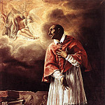BORGIANNI Orazio St Carlo Borromeo, The Italian artists