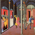 The Italian artists - Osservanza, Master of the (Italian, Active 1430-50) 3