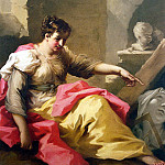 The Italian artists - Pellegrini, Giovanni Antonio [Italian, 1675-1741]2