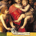 Luini, Bernardino luini4, The Italian artists