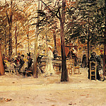 The Italian artists - Caputo Ulisse A Puppet Show In A Park