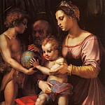Sarto, Andrea del 1, The Italian artists