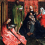 The Italian artists - Campin, Robert, Follower of (Italian, 1400s)