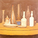 The Italian artists - Morandi, Giorgio (Italian, 1890-1964) 4