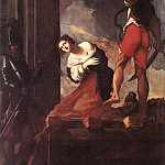 The Italian artists - Carracci Lodovico The Martyrdom of St Margaret