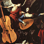Saraceni, Carlo 1, The Italian artists