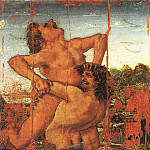 The Italian artists - Pollaiuolo, Antonio (Italian, Approx. 1431-1498)
