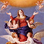 Albani Francesco Assumption Of The Virgin, Francesco Albani