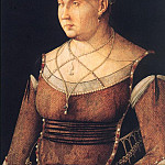 Portrait of Catharina Cornaro EUR, The Italian artists