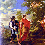 The Italian artists - Cortona, Pietro da (Pietro Berrettini, Italian, 1596-1669) cortona3