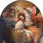 The Italian artists - Mazzoni, Sebastiano (Italian, 1611-1678)