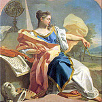 The Italian artists - Mura, Francesco de (Italian, 1696-1782)