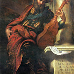 BOCCACCINO Camillo The Prophet David, Камилло Боккаччино