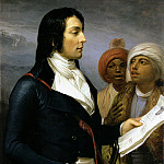 The Italian artists - Andrea Appiani General Desaix 1801Large