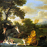 Domenichino domenichino4, The Italian artists
