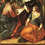 Tintoretto, Jacopo Robusti 4, The Italian artists