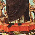 The Italian artists - Cossa, Francesco del (Italian, 1435-1477) cossa1