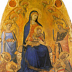 The Italian artists - Lorenzetti, Ambrogio (Italian, approx. 1285-1348) alorenzetti5