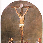 CARPIONI Giulio Crucifixion, The Italian artists