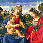 The Italian artists - Previtali, Andrea (Italian, 1470-1528) 1