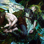 Giancola Donato Eric Bright Eyes, The Italian artists