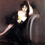 The Italian artists - Boldini, Giovanni (Italian, 1842-1931)
