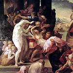 PRIMATICCIO Francesco The Rape Of Helene, The Italian artists