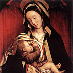 The Italian artists - FERRARI Defendente Madonna And Child