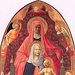 The Italian artists - Masolino (Italian, 1383-1447) masolino3