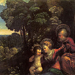 Dossi, Dosso dossi3, The Italian artists