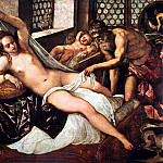 The Italian artists - Tintoretto, Jacopo Robusti (Italian, 1518-1594) 2