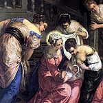 Tintoretto, Jacopo Robusti 1, The Italian artists