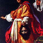 The Italian artists - Allori Judith with the Head of Holofernes
