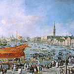The Italian artists - Guardi, Francesco (Italian, 1712-1793) guardi4