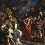The Italian artists - Guercino (Giovanni Francesco Barbieri, Italian, approx. 1591-1666) guercin2